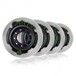 Колеса для роликовых коньков Powerslide spinner wheels 76mm 85a 4-pack 2014