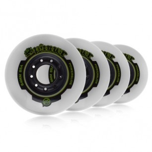 Колеса для роликовых коньков Powerslide spinner wheels 84 mm 4-pack 2014