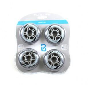 Колеса для роликов Powerslide Playlife Cyclone wheels 80