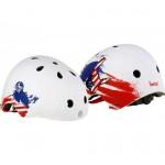 Шолом для роликів дитячий Powerslide helmet stars and stripes