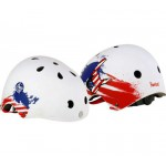 Шлем для роликов Powerslide helmet stars and stripes