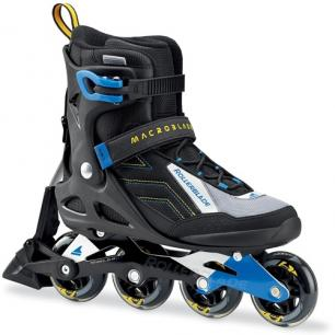 Фитнес ролики Rollerblade Macroblade 80 ABT