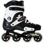 Ролики freeskate Seba FR1 (blue, black, orange) new 2012