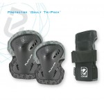 Защита для взрослых комплект Powerslide PlayLife Protection Adult Tri-Pack