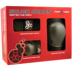 Дитячий захист для роликів Triple Eight Saver Series 3-pack