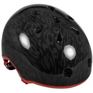 Шлем для роликов Ennui Elite Deadly Smoke