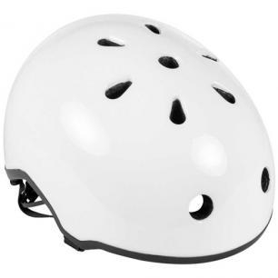 Шлем для роликов Ennui Elite White 2021
