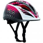 Шлем для роликов Fila Junior Boy Helmet Black/Red 2020