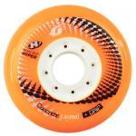 Колеса для роликов Hyper Concrete + Grip Orange 76 mm (4 шт)