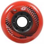 Колеса для роликов Hyper Concrete + Grip Red 76 mm (4 шт)