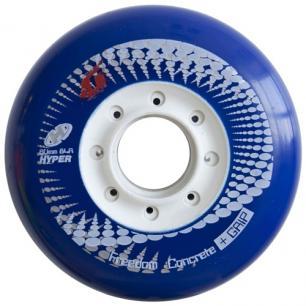 Колеса для роликов Hyper Concrete Blue 76 mm (4 шт)