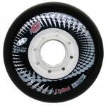Колеса для роликов Hyper Concrete + Grip Black 76 mm (4 шт)