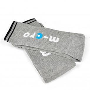 Носки для роликов Micro Skate Socks Grey