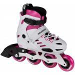 Фрискейт ролики для девочки Powerslide Khaan Junior SQD Pink