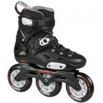 Ролики Powerslide Imperial Black Crimson 110