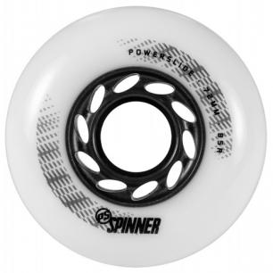 Колеса для роликов Powerslide Spinner Wheels 72mm 4-pack