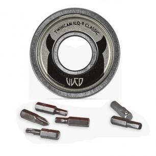 Подшипники Powerslide WCD Twincam ILQ 9 classic bearing 12-pack