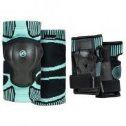 Захист для роликів Powerslide Onesie Dual Pack Women