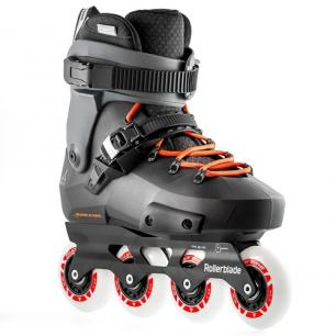 Ролики Rollerblade Twister Edge 2020 Black Warm Red