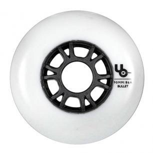 Колеса для роликов Undercover Team White 90 mm 86A (6шт)