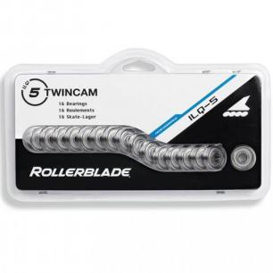 Подшипники для роликов Rollerblade Twincam ILQ 5
