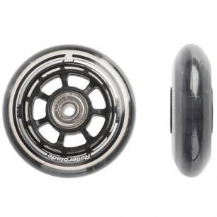 Колеса c подшипниками Rollerblade Wheels 76/80A 8 Pack