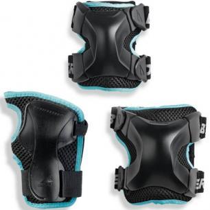 Женский комплект защиты Rollerblade x-gear w для роликов