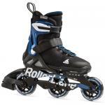 Швидкісні дитячі ролики Rollerblade Microblade Alu 3WD 2020