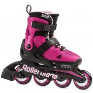 Детские ролики для девочки Rollerblade Microblade G Pink 2020
