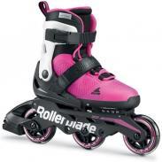 Трехколесные ролики для девочки Rollerblade Microblade 3WD G