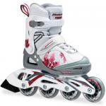 Детские роликовые коньки Rollerblade bladerunner phaser xr g