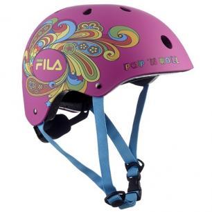 Детский шлем Fila Bella helmet