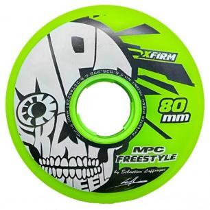 Колеса для роликов MPC Freestyle X-Firm Yellow