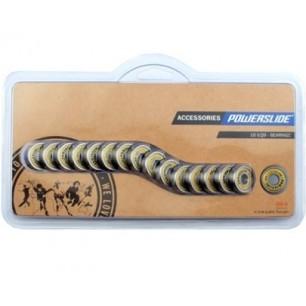 Подшипники Powerslide Twincam ILQ 9 classic bearing 16-pack