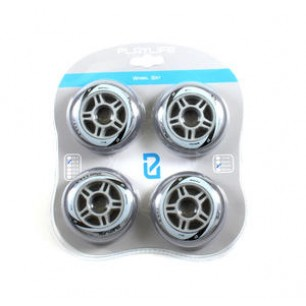 Колеса для роликов Powerslide Playlife Cyclone wheels 80