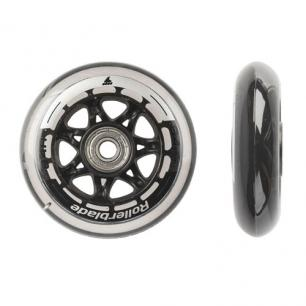 Комплект колес c подшипниками Rollerblade 84/84A Pack + SG7 + 8MMSP