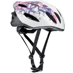 Детский шлем для роликов Fila WOW helmet