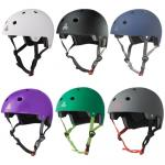 Шлем для роликов Triple Eight Brainsaver Dual Certified Helmet