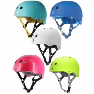 Шлем Triple Eight Brainsaver Helmet with Sweatsaver Liner