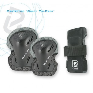 Защита для взрослых Powerslide PlayLife Protection Adult Tri-Pack