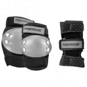 Защита детская для роликовых коньков Powerslide kids basic tri-pack 2014