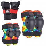 Захист для дорослих Triple8 Saver Series Tie Dye 3-pack