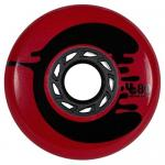 Колеса Undercover Cosmic Roche red 80mm / 88A 4-pack